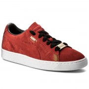 Сникърси PUMA - Suede Classic BERLIN 366297 01 Flame Scarlet/Flame Scarlet