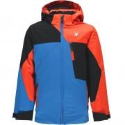 Spyder Boy's Jacket Ambush french blue