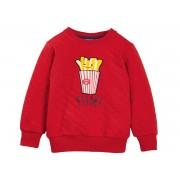 LUPILU® LUPILU® Sweater of jas voor jongen (110/116, Rood)