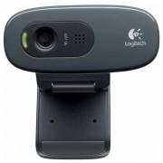 Camera Web, 1280 x 720 pixeli, negru, LOGITECH C270