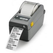 Zebra ZD410D - 203 dpi - Bluetooth WI-FI USB Host rtc real time clock - sensore movibile - ZD41022-D0EW02EZ
