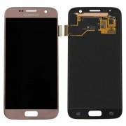 Samsung Galaxy S7 LCD + Touchscreen - Rose Goud voor Samsung Galaxy S7 SM-G930F
