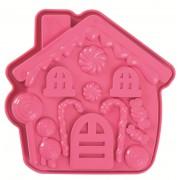 Forma din silicon pentru prajitura Sweet Home