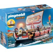 Nava razboinicilor romani Romans And Egyptians Playmobil