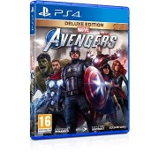 Marvels Avengers: Collectors Edition - PS4