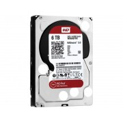 WESTERN DIGITAL 6TB 3.5'' SATA III 64MB IntelliPower WD60EFRX Red
