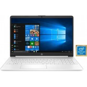 HP 15s-fq0212/214ng Notebook (39,6 cm/15,6 Zoll, Intel Pentium Gold, UHD Graphics 610, 512 GB SSD, inkl. Office-Anwendersoftware Microsoft 365 Single im Wert von 69 Euro), Snowflake White