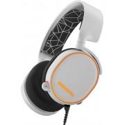 SteelSeries Arctis 5 Gaming Headset, Vit