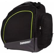 Summit skitschoentas zwart/geel