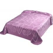 Pătură de pat double Belpla Ster 516 Lila