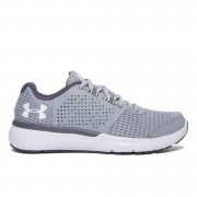 Under Armour Women's Micro G Fuel Running Shoes - Overcast Grey/White - US 8.5/UK 6 - Overcast Grey/White