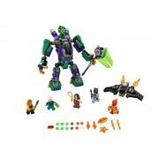 76097 Distrugerea robotului Lex Luthor (76097)