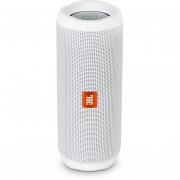 Parlante JBL Flip 4 Portable Bluetooth - White