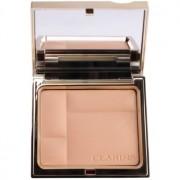 Clarins Face Make-Up Ever Matte polvos compactos minerales de acabado mate tono 02 Transparent Medium 10 g