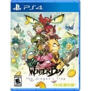 Joc Wonder Boy The Dragon s Trap Pentru Playstation 4