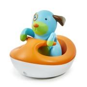 Skip Hop-Zoo Bath-Dog with sound-bath toy Multicolor