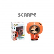 Funko Pop Zombie Kenny South Park Hot Topic Sticker Exclusivo