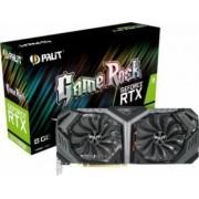 Placa video Palit GeForce RTX 2070 SUPER GameRock 8GB GDDR6 256-bit