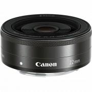 Canon EF-M 22mm f/2 STM fiksni širokokutni objektiv prime lens 22 F2.0 5985B005AA 5985B005AA