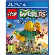 Joc consola Warner Bros Lego Worlds pentru PS4