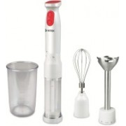 VITEK VT-3406 W-I 700 W Hand Blender, Electric Whisk(White, Red)