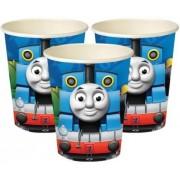 Thomas és barátai parti pohár (8 db-os)