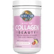 Garden of Life Collagen Beauty Powder - Strawberry Lemonade - 270G