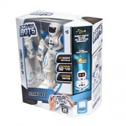 Smart Action Robot Toy - 50 Remote Controlled Actions - Infra-red Transmitter Allows Gesture Control