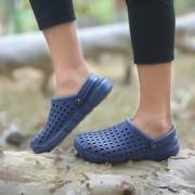 Svaar Designer Navy Blue Men's Crocs