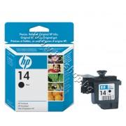 Глава HP 14, Black, p/n C4920A - Оригинален HP консуматив - печатаща глава