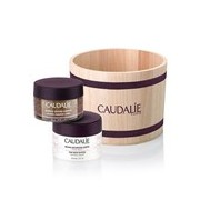 Coffret esfoliante corporal crushed cabernet 150g + bálsamo corpo 225ml - Caudalie