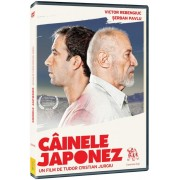 Victor Rebengiuc,Serban Pavlu/Tudor Giurgiu - Cainele japonez (DVD)