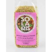 Condiment Belsug de legume cu verdeata si sare roz de Himalaya 250g Solaris