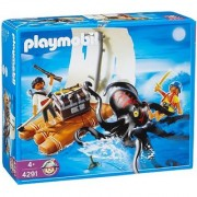 Playmobil Giant Octopus