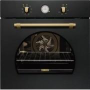 Cuptor incorporabil Zanussi ZOB33701CR Electric 74L Timer Grill Ventilator Clasa A Negru
