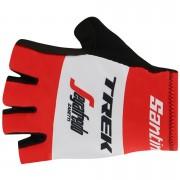 Santini Trek-Segafredo 2019 Race Gloves - S