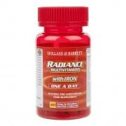 Multivitamine Radiance cu fier, 60 de tablete