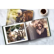 Print Express t/a Printerpix From £7.99 (from Printerpix) for one A5 large 100 page hardback photo album - choose your option!