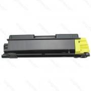 Italy's Cartridge TONER KYOCERA TK-580Y GIALLO COMPATIBILE *SERIE ECO* PER KYOCERA FS C5150 TK 580 TK580 1T02KTANL0 2.800 PAGINE