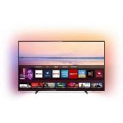 "Televizor LED Philips 127 cm (50"") 50PUS6704/12, Ultra HD 4K, Smart TV, Ambilight pe 3 laturi, Wi-Fi, CI+ + Gratar portabil Heinner HR-E-C578, 30 cm + Cartela SIM Orange PrePay, 6 euro credit, 6 GB internet 4G, 2,000 minute nationale si internationale fix"