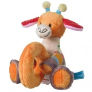 Happy Horse Fancy Baby Rattle, Giraffe Giro
