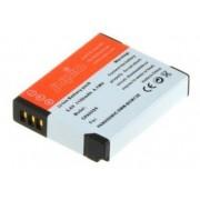 Jupio CPA0026 Ioni di litio 1150mAh 3.6V batteria ricaricabile