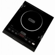 V-Guard VIC-200 Induction Cooktop(Black, Touch Panel)