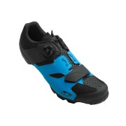 Giro Cylinder Fietsschoenen - Blauw Zwart
