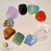 Set 10 cristale protectoare pentru copii