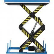 Doppelscheren-Hubtisch Tragfähigkeit 1000 kg Hubbereich 305 - 1780 mm