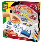 SES Creative Disney Cars 3 stempelset