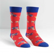 Sock It To Me Raygun Socks