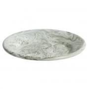 HAY Soft Ice Bord - Groen - Ø21 cm.