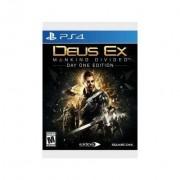 Koch Media Ps4 Deus Ex Mankind Divided D1ed